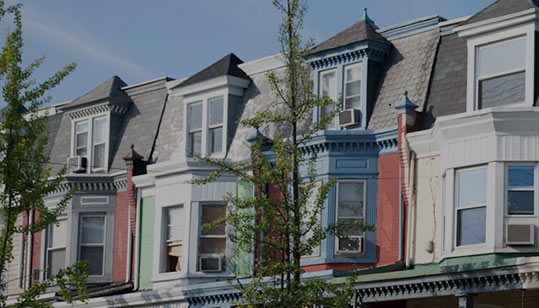Homes in Baltimore