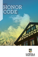 Honor Code Handbook Cover