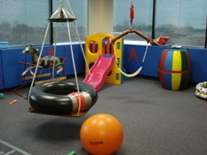 Columbia Clinic Sensory Motor Room